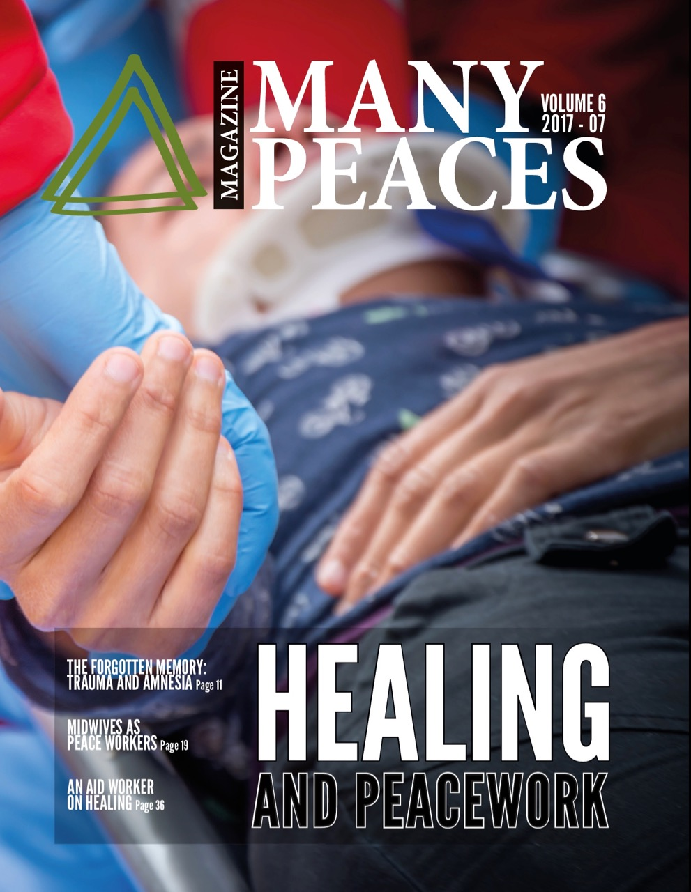 Healing and Peace Work